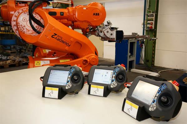 ABB Roboterprogrammierung